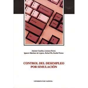 Control del desempleo por simulación (9788437041674