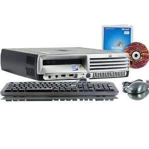 Memory DVD/CDRW Genuine Windows 7 Professional 32 Bit Desktop PC