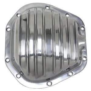 DANA 60 POLISHED ALUMINUM FRONT/REAR DIFFERENTIAL COVER