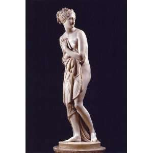 Hand Made Oil Reproduction   Antonio Canova   24 x 36 inches   Venere