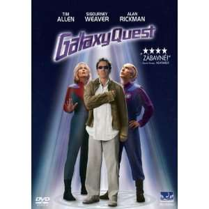 Galaxy Quest (1999) 27 x 40 Movie Poster Czechoslovakian