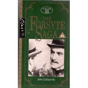 Forsyte Saga [VHS]: Eric Porter, Margaret Tyzack, Nyree Dawn Porter