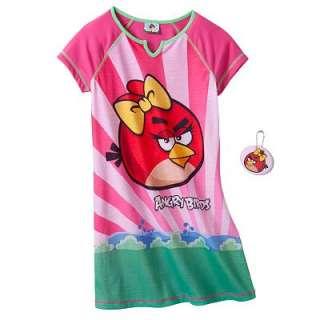 Angry Birds Female Red Bird Sleepshirt   Girls