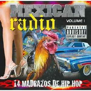 Mexican Radio 1 (W/Dvd) Various Artists, South Park Mexican