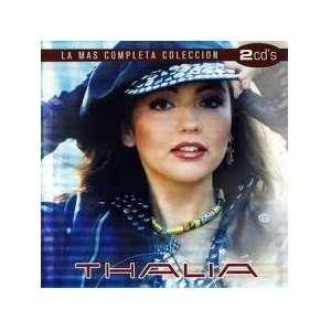 La Mas Completa Coleccion Thalia Music