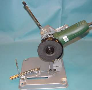 ANGLE GRINDER STAND GRINDING WHEELS CHOP SAW BENCH 768537051154