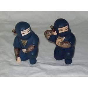 Japanese Ninja Warrior Genuine Hakata Doll from Japan: Everything Else