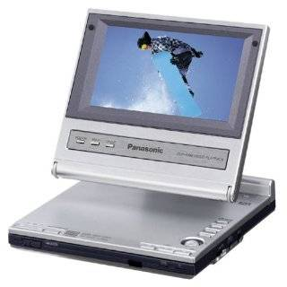 Panasonic DVD LS5 Portable DVD Player by Panasonic
