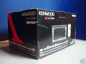 Kenwood DVD Receiver & DVD Navigaion Sysem |