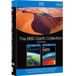BBC Earth Collection: Planet Earth / Earth: The Biography