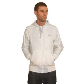 Adidas Originals Jacket   White Hooded   Adidas Originals Jackets at