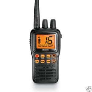 Uniden MHS 75 Hand Held Marine VHF Radio *New
