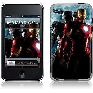 GelaSkin for iPod touch (2nd gen), Iron Man & War Machine Electronics