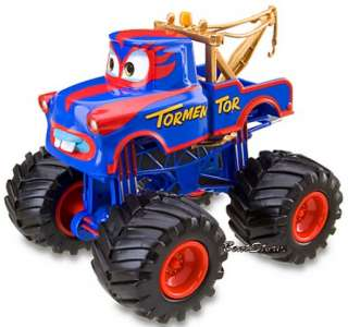 Mater Monster Truck Toys Birthday Cakes Boys Picture