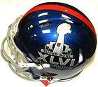 New York Giants Super Bowl XLVI 46 Champions Riddell Authentic Pro