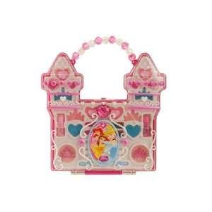 Disney Princess Castle Makeup Case Toys & Games