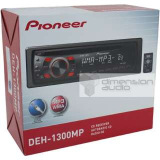 98863416_pioneer deh 1300mp cd mp3 car stereo headunit deh1300mp pioneer deh p4600mp wiring diagram on popscreen pioneer deh p4600mp wiring diagram at virtualis.co
