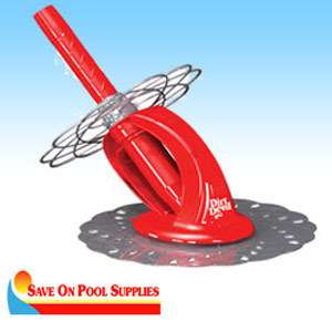 Dirt Devil ROGUE Inground Suction Side Swimming Pool Cleaner 35 RGE BX