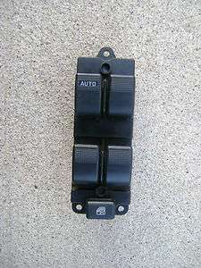 MAZDA MPV DRIVER / LEFT SIDE MASTER POWER WINDOW SWITCH 01 02 03 04 05