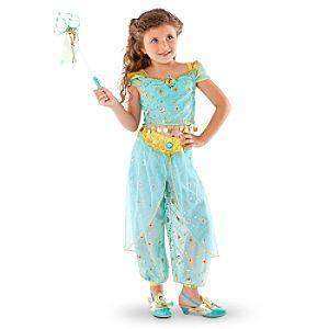 ... DISNEY PARK PRINCESS JASMINE ALADDIN COSTUME DRESS NEW ...  sc 1 st  PopScreen & BIG Disney Aladdin Princess Jasmine 17 SINGING doll