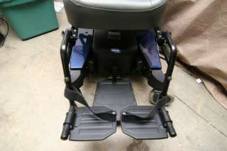 Invacare Pronto M61 Power Wheel Chair w/ Sure Step slightly used