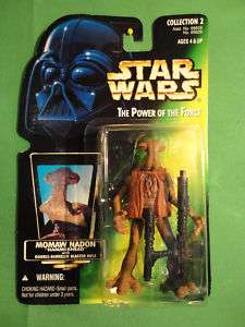 Star Wars Kenner Hammer Head Action Figure Carded New