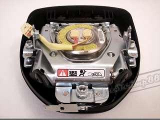 Honda Civic Genuine Coupe Black OEM Driver Airbag Steering Wheel New
