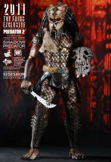 Hot Toys 12 1/6 Shadow Predator 2011 Exclusive Action Figure