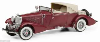 Franklin Mint 1933 Duesenberg JVictoria Diecast Car124