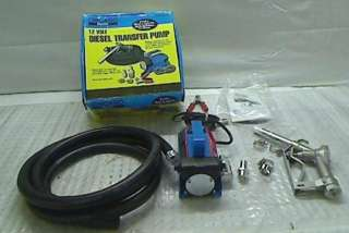 12 VOLT DIESEL TRANSFER PUMP ONLY