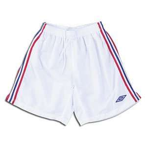 Cruz Azul 10/11 Home Soccer Shorts: Sports & Outdoors