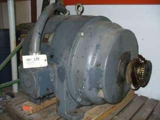 USED 125 HP FAIRBANKS MORSE ELECTRIC MOTOR