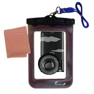 Kodak Zi8 Pocket Video Camera Waterproof Camera Case