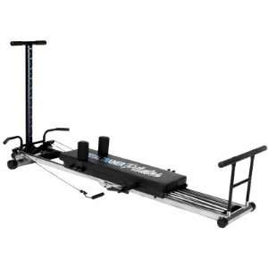 Total Trainer Pilates Pro Reformer Home Gym Sports
