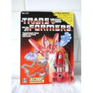 Hasbro Transformers G1 Series   Autobot POWERGLIDE (1985